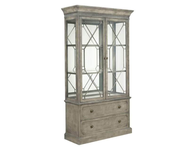 LARSSON DISPLAY CABINET PACKAGE