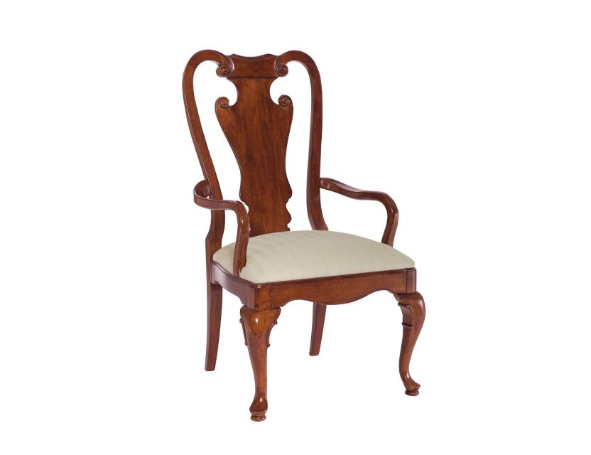 CHAIR, ARM SPLAT BACK,S-UPH