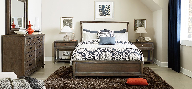 Park studio for American drew oak bedroom furniture