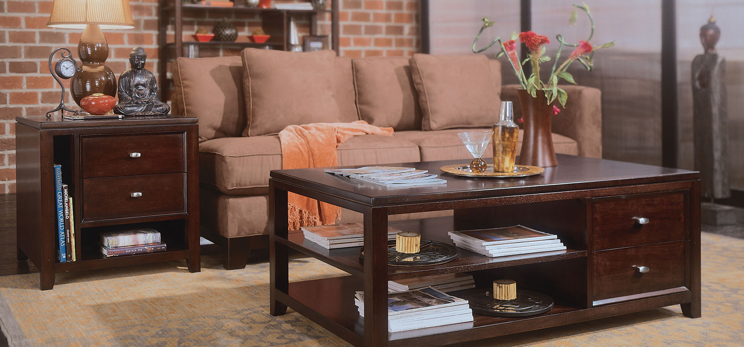 American Drew Coffee Table Tribecca Collection American Drew Furniture Manufacturer Nc
