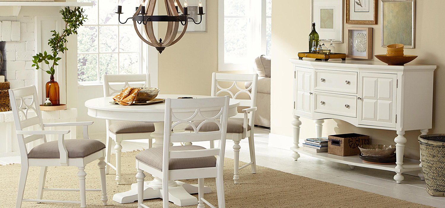 Lynn Haven Collection Featured at American Drew Furniture Manufacturer